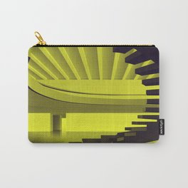 Upstairs - Brasilian Brutalism Carry-All Pouch