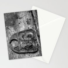 CATTLE TAG #16 Stationery Cards
