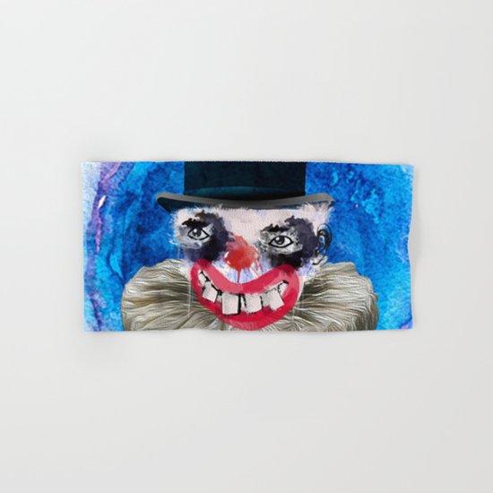 clown pa Hand & Bath Towel