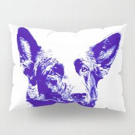 blue Mitzi Pillow Sham