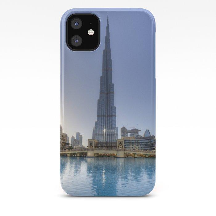 Burj Khalifa Dubai Iphone Case By Davidpyatt