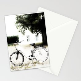 biking & relaxing Stationery Cards