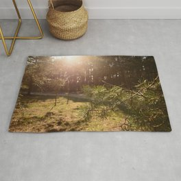 Call Of The Woods Rug