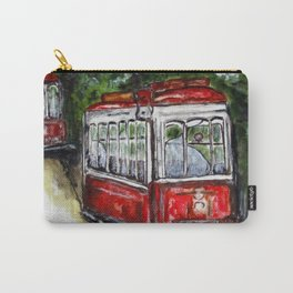 Abandoned Trolley Carry-All Pouch
