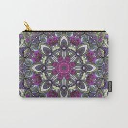 Mandala Geometric Flower G415 Carry-All Pouch