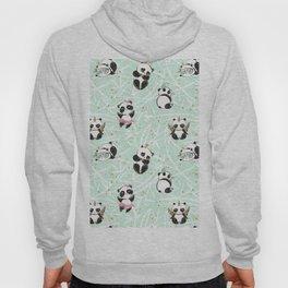 Panda Pattern 04 Hoody