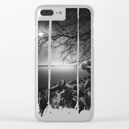Adios Clear iPhone Case