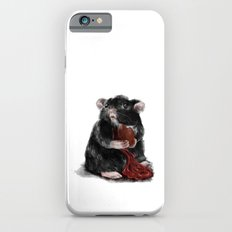 Rat eating its Heart. Guts spilling. Slim Case iPhone 6s