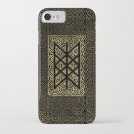 Web of Wyrd  -The Matrix of Fate iPhone Case