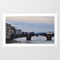 Florence #2 Art Print
