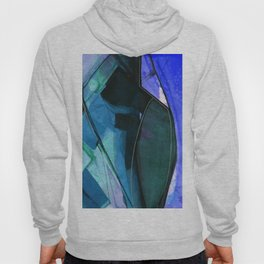 Abstraction 317I by Kathy Morton Stanion Hoody