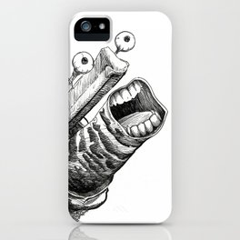 The Stretched iPhone Case