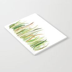 Prairie Watercolor by Robayre Notebook