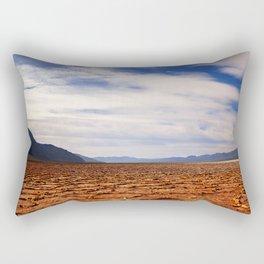 Badwater, Death Valley CA Rectangular Pillow