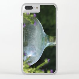 Air balloon Clear iPhone Case