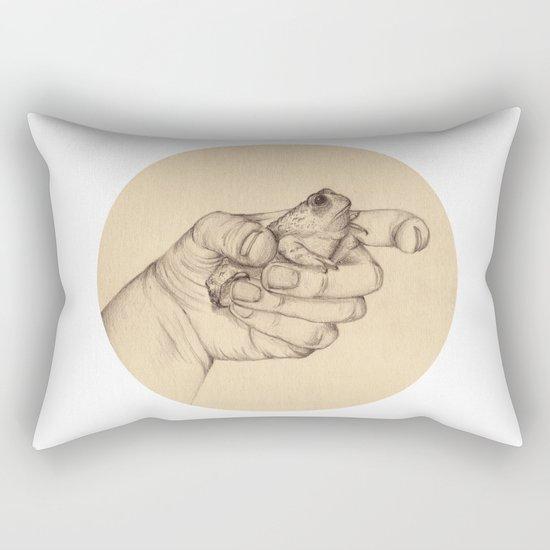 Organic III Rectangular Pillow