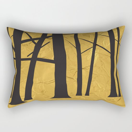 Give the trees as a gift Rectangular Pillow
