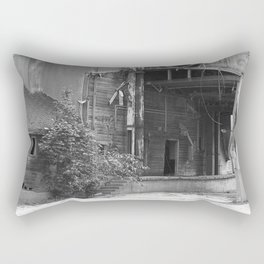 The Obama Economy Rectangular Pillow