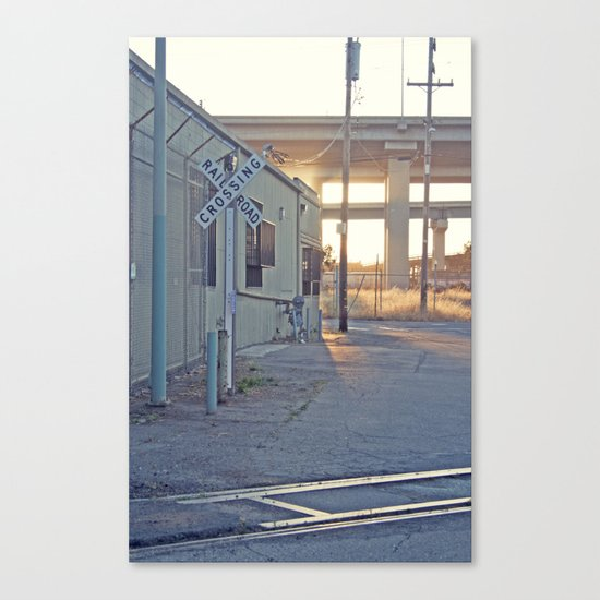 Industrial Porn Canvas Print