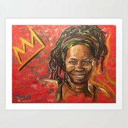 Lisa Williams Art Print