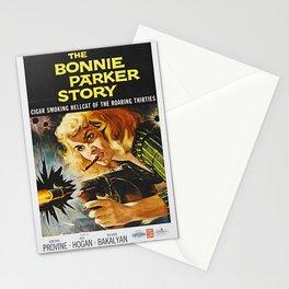 Cigar Smoking Hellcat of the Roaring Thirties Stationery Cards