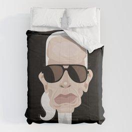 Karl Lagarfeld Comforters