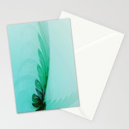 With Brave Wings She Flies Stationery Cards