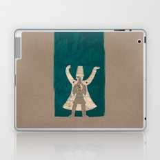 There is another me, deep inside of me Laptop & iPad Skin