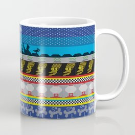 MSTie Sweater Coffee Mug