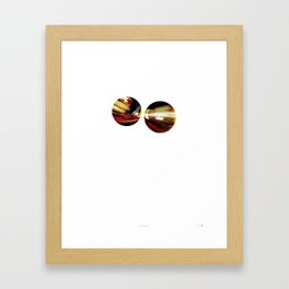 Bat Country (Fear and Loathing in Las Vegas) Framed Art Print