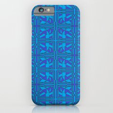 Blue Green Layers Slim Case iPhone 6s