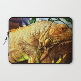 The Iguana Ben. Laptop Sleeve