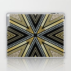 Glam Cross Star Laptop & iPad Skin