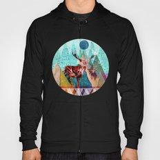 Wonder Wood Dream Mountains - Red Deer Dream Illusion 3 Hoody