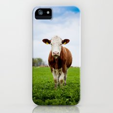 Die Kuh macht Muh Slim Case iPhone (5, 5s)