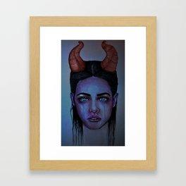 Dragon Tears Framed Art Print