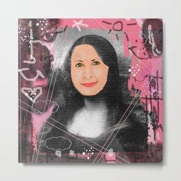 Mona nuova  Metal Print