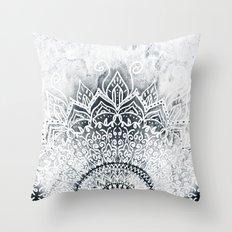 MINA MANDALA Throw Pillow
