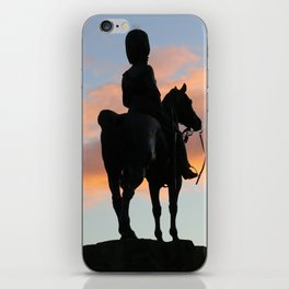 Royal Scots Greys Monument iPhone Skin