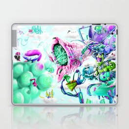 Attempt For The Enertegitical Indipendance of Cloud Mitosis N.3044 Part 1 Laptop & iPad Skin