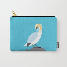 Gannet vector illustration Carry-All Pouch