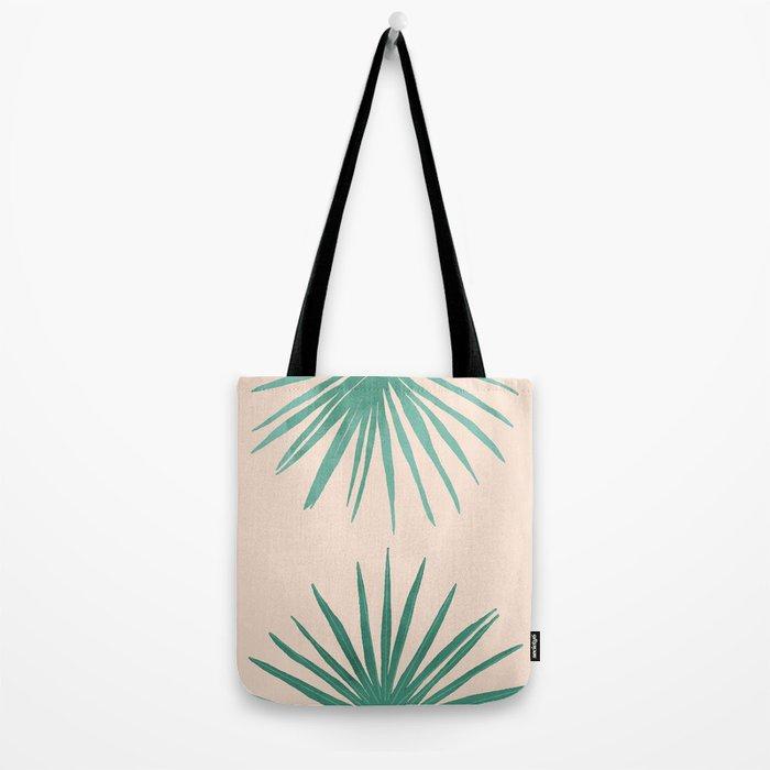 Petticoat Palms Tote Bag