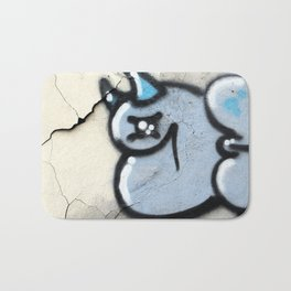 Crumbling Bath Mat