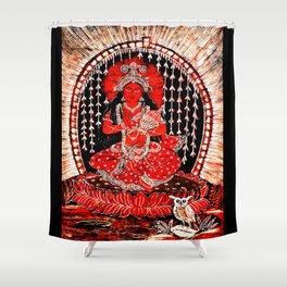 Hindu Lakshmi 1 Shower Curtain