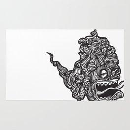 Hairy Smoke Bastard #1 Rug