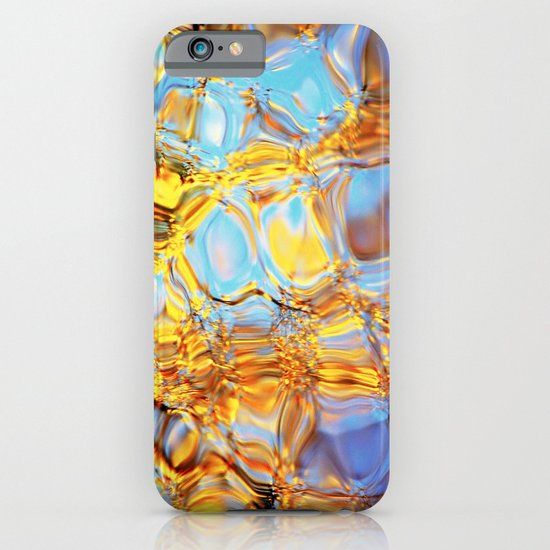 golden reflection iPhone & iPod Case