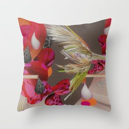 Free Bird Throw Pillow