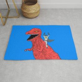 Dinosaur B Forever Rug