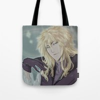 sparkles Tote Bags featuring Sparkles by artistalyway