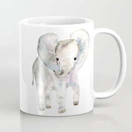 Sweet Baby Elephant Coffee Mug